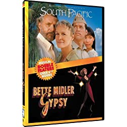 Gypsy & South Pacific - Musical Mini-Series Double Feature