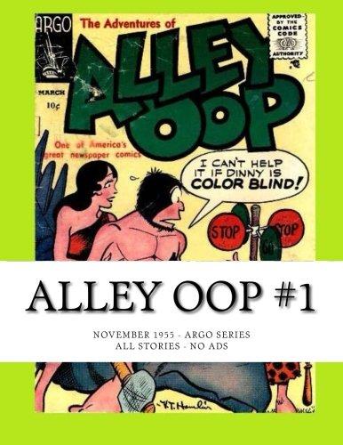 Alley Oop #1: November 1955 - Argo Series - All Stories - No Ads PDF