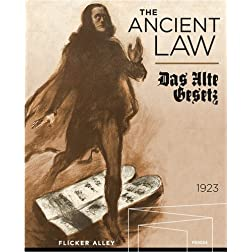 The Ancient Law [Blu-ray]