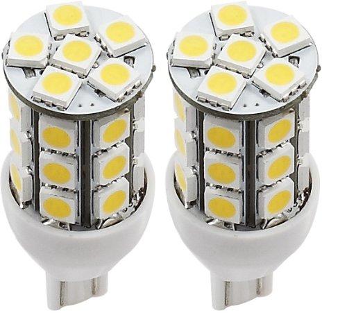 2 X Green Value Led 25003V-02 921 Base Tower Led Replacement Bulb 250 Lum 8-30V Warm White