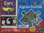 Bright Toddler Gift Bag - Cars