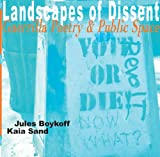 Landscapes of Dissent: Guerrilla Poetry & Public Space