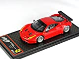 BBR 1/43完成品  フェラーリ 458 GT2 GTE-Pro 2012 Rosso Corsa 100台限定 BBRC102
