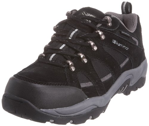 Karrimor Men's Bodmin II Low weathertite Black Walking Boot K302BLK161 12 UK