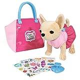 Simba 105892313 - Chi Chi Love Plüschhund 20cm mit Tasche