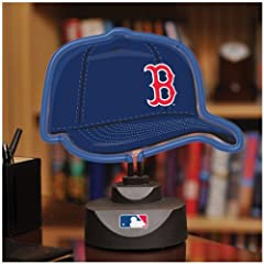 MLB Neon Helmet Ballcap Lamp by THE MEMORY CO