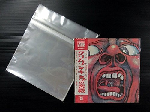 100-plastic-record-outer-sleevesc-12-lp-ld-designed-by-vintage-music-japan-2-sets-200-pcs