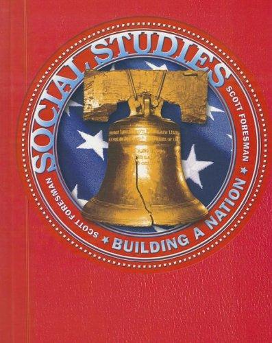 SOCIAL STUDIES 2003 PUPIL EDITION GRADE 5 BUILDING A NATION