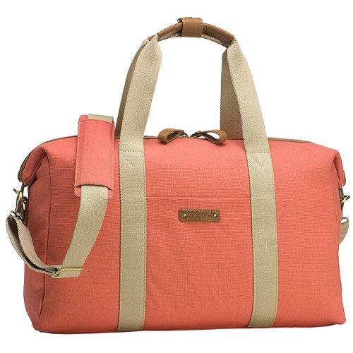 Storksak Bailey Weekender Tote Bag, Coral