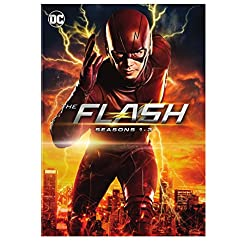 The Flash: The Complete Seasons 1-3