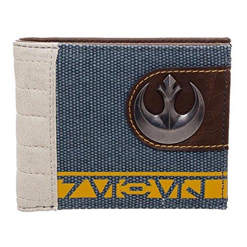 star-wars-rogue-one-rebel-alliance-logo-mixed-material-bi-fold-wallet