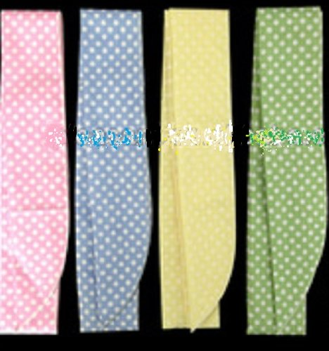 Jelly BeadZ® Cooling Neck Scarf Bandana ASSORTED POLKA DOTS