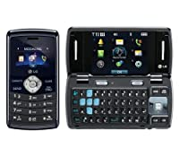 LG enV3 VX9200 Verizon Cell Phone with 3MP Camera, Camcorder, Bluetooth, Stereo music, MicroSD expand to 16 GB, Email (Blue) by LG