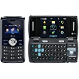 Verizon LG enV3 VX9200 No Contract QWERTY Camera Cell Phone Blue