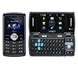 LG enV3 VX9200 Verizon Cell Phone with 3MP Camera, Camcorder, Bluetooth, Stereo music, MicroSD expand to 16 GB, Email (Blue)