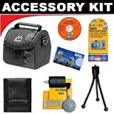 Deluxe ClearMax Accessory Kit For The HP PhotoSmart R937, R927, R837, R818, R817, R742, R727, R725, R717, R707, R607, R507 Digital Cameras