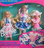 Barbie Sharin' Sisters Gift Set: Barbie, Skipper & Stacie Dolls (1992)