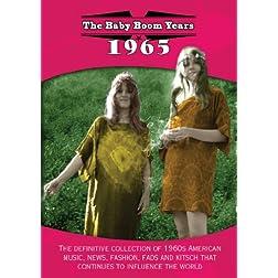 Baby Boom Years: 1965
