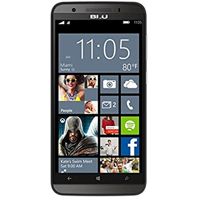 Blu Win HD LTE (Grey)