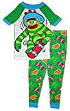 Yo Gabba Gabba Brobee Toddler Boys 12M-5T Cotton Pajama Set