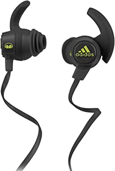 Monster Gray Adidas Sport Response Earbuds