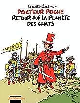 Docteur Poche, Retour Sur La Planète Des Chats (lily Mosquito) (french Edition)