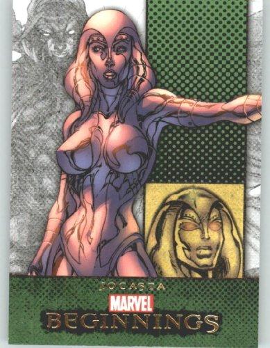 Marvel Beginnings #214 Jocasta (Non-Sport Comic Trading Cards)(Upper Deck - 2012 Series 2) (Jocasta Marvel compare prices)