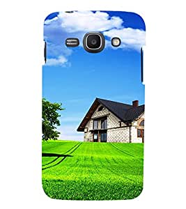 EPICCASE Farm House Mobile Back Case Cover For Samsung Galaxy Ace 3 (Designer Case)