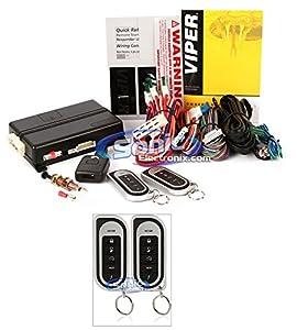 Viper 4204V 2-Way 2,000-Feet Remote Start System