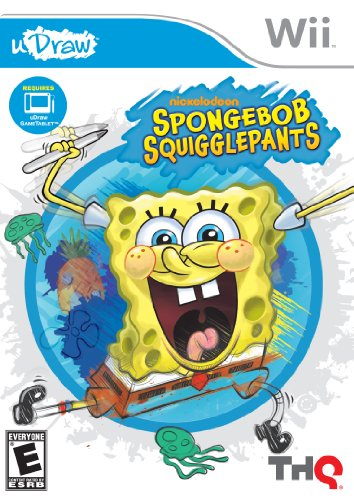 Spongebob Squigglepants - uDraw