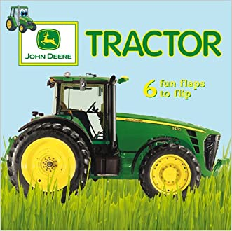 John Deere: Fun Flaps: Tractor (John Deere (DK Hardcover))