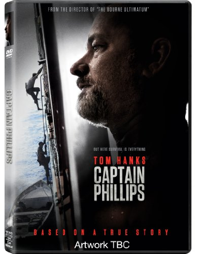 Captain Phillips [Reino Unido] [DVD]