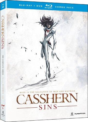 Casshern Sins: Complete Series (DVD/Blu-ray Combo)(キャシャーン Sins 北米版) [Blu-ray]