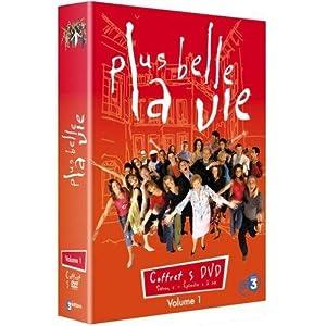 Plus belle la vie vol 1 - Coffret 5 DVD (épisodes 1 à 30)