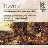 Haydn: The Creation . Missa in tempore belli