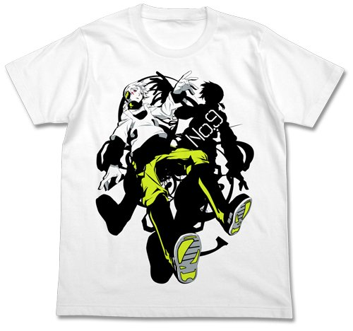メカクシティアクターズ コノハTシャツ ホワイト サイズ:M