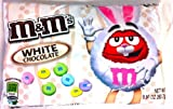 M&M's White Chocolate Easter Candy 9.9oz (2 bags)
