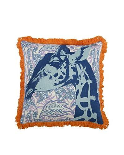 Thomas Paul Giraffe Pillow, Violet