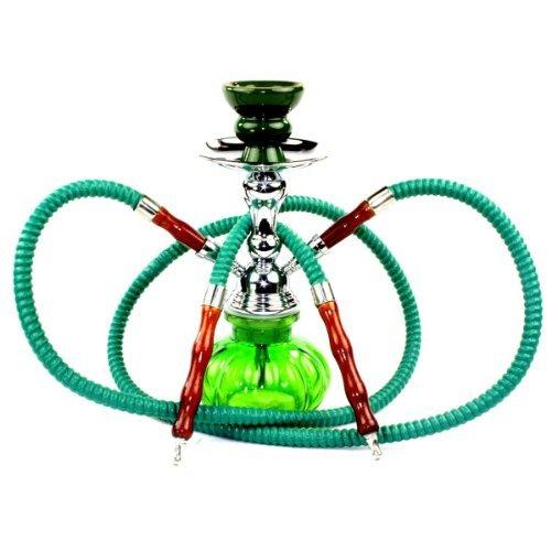 Zebra-Smoke-2-Hoses-Pumkin-Hookah-Color-Varies