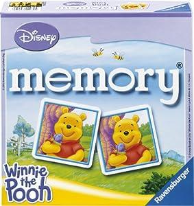 Ravensburger 22030 Winnie the Pooh Memory Game