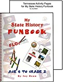 img - for My State History Funbook with Tennessee Activity Pages (State History from a Christian Perspective, Funbook, Tennessee) book / textbook / text book