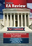 img - for PassKey EA Review Part 1:,: Individuals, IRS Enrolled Agent Exam Study Guide 2016-2017 Edition book / textbook / text book