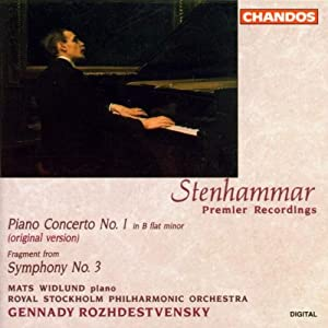 Piano Concerto, No. 1 / Fragment from Symphony, No. 3