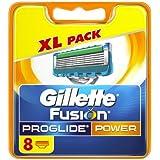 Gillette Fusion ProGlide Power Razor Blades, 8 Blades