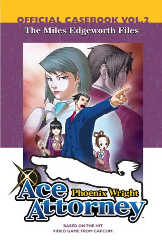 Phoenix Wright  Ace Attorney: The Miles Edgeworth Files (phoenix Wright; Ace Attorney) Picture