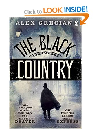 The Black Country - Alex Grecian