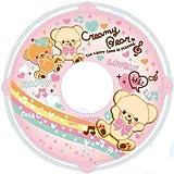 浮輪 70cm Creamy Bear