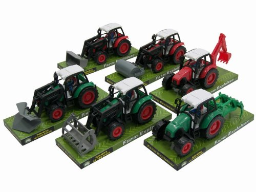 Tractors With Front Loaders