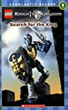 Knights Kingdom (Search for the King) Scholastic Reader Level 4