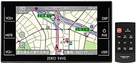 コムテック フルマップ対応 高感度GPSレーダー探知機 ZERO 94VS